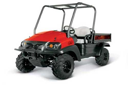 Club Car XRT1550 (4x4)