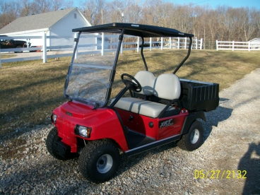 Club Car 2016 XRT800 w/box