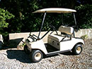 2 Passenger Golf Car Rental