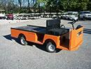 Electric Taylor Dunn Flat Bed Golf Car Rental