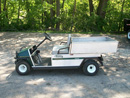 Turf II Utility Golf Car Rental